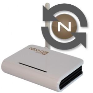 Actualizador de Firmware Nexho NT